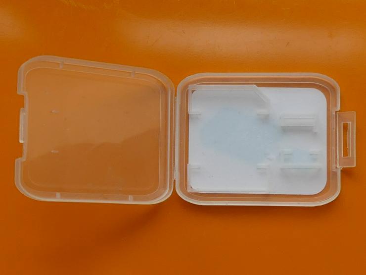 Bild 3: SD-Kartenhalter für micro SD (auch zu verschicken)