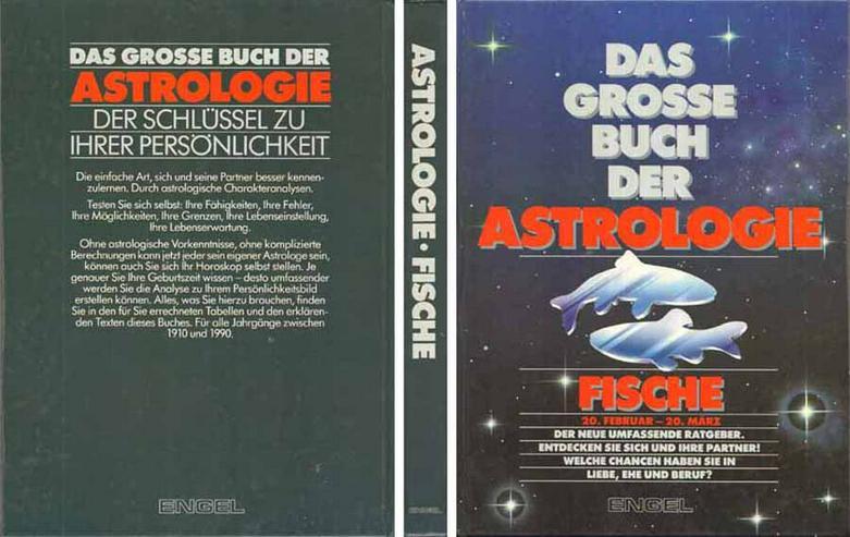Buch - Das grosse Buch der Astrologie - Fische 20.02. - 20.03.