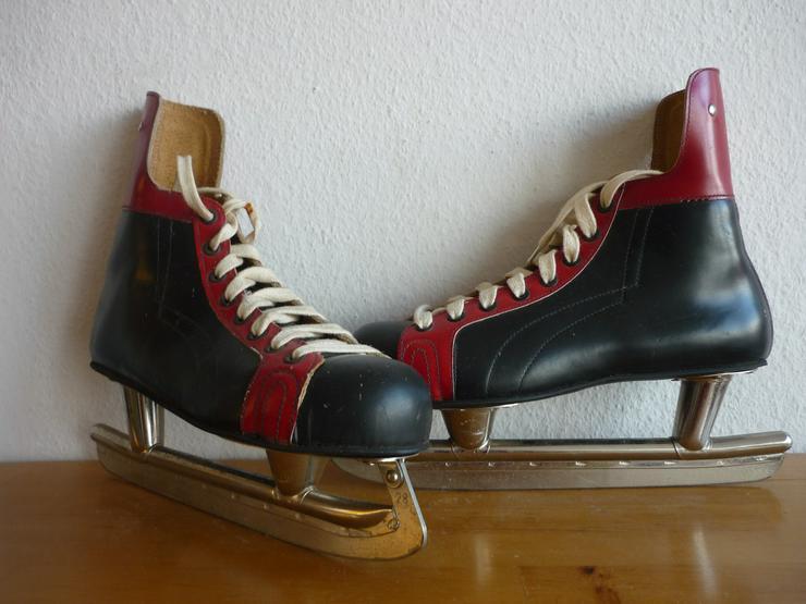 Bild 4: Eishockeyschlittschuhe