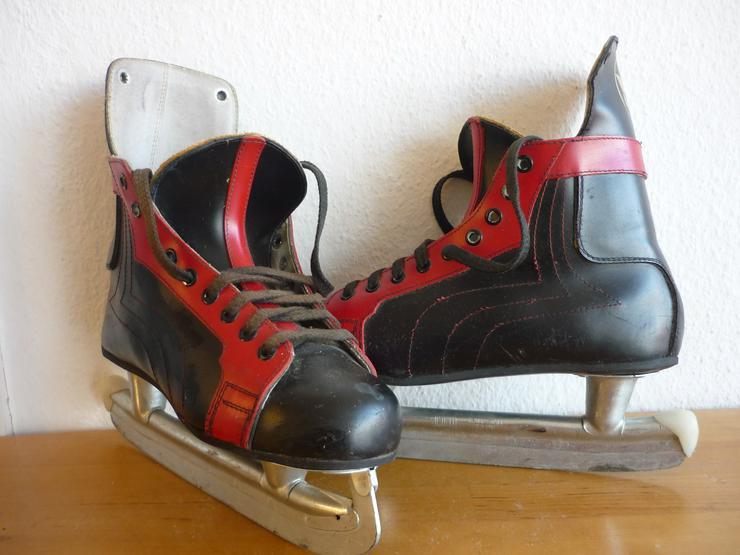 Bild 2: Eishockeyschlittschuhe