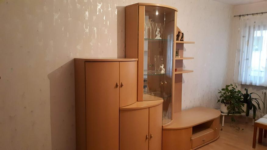 Wohnzimmer Schrankwand, Buche - Schränke & Regale - Bild 1
