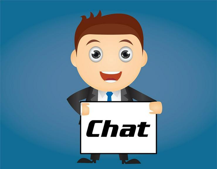 Wir brauchen noch jede Menge Chat Agenten!