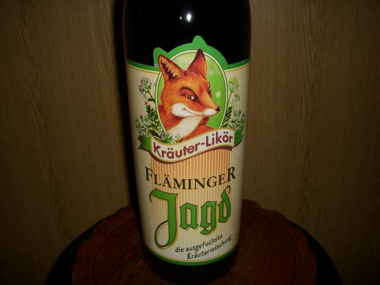 Bild 2: FLäminger Kräuterlikör, 3L Flasche Mega XXL !