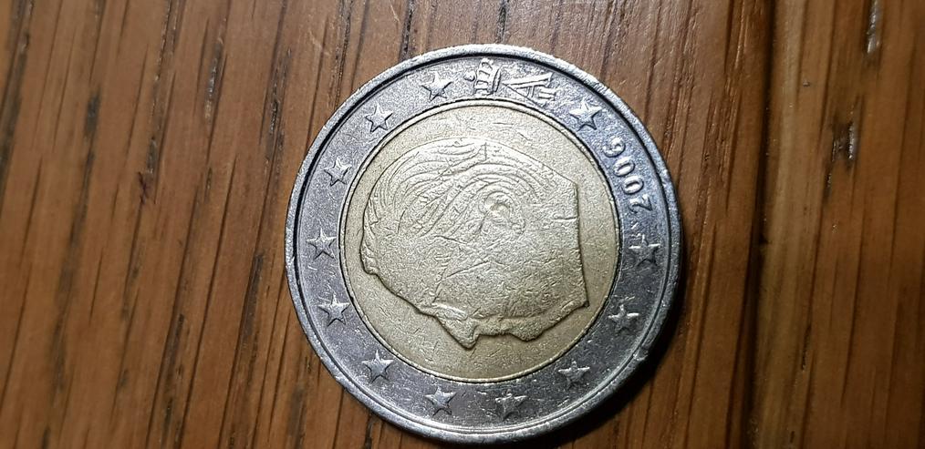 2 Euro Münze von 2005 aus Belgien - Euros - Bild 1