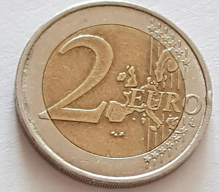 Bild 2: 2 Euro Münze von 2014 J