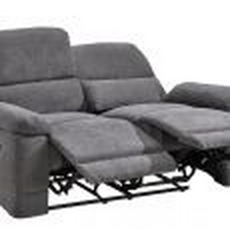 2 Sitzer-Sofa mit Relaxfunktion