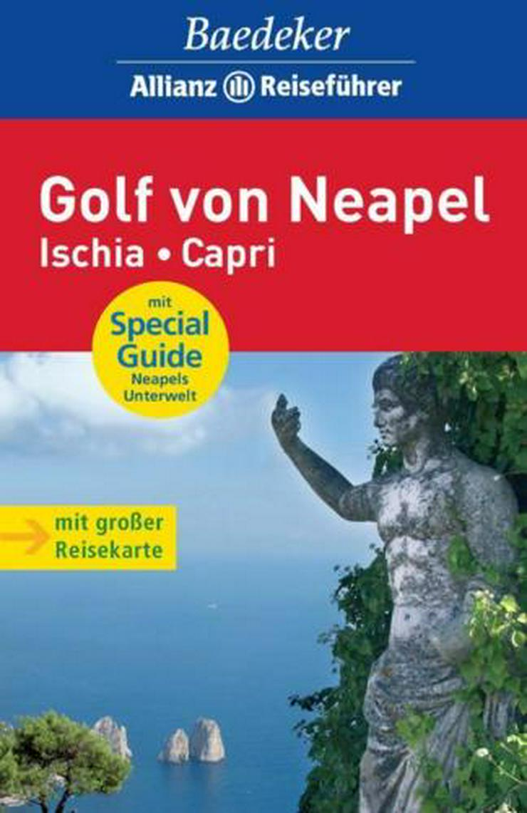 Baedeker Allianz Reiseführer Golf von Neapel, Ischia, Capri
