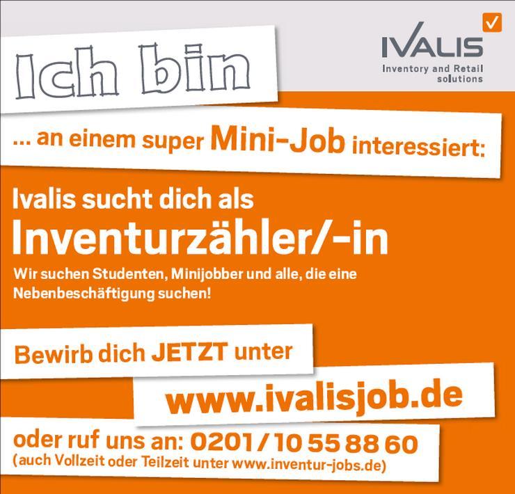 Inventurhelfer (m/w) für Stuttgart (auch Studenten)