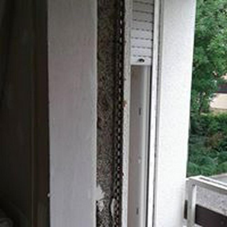 Fenster, Türen und Rollläden