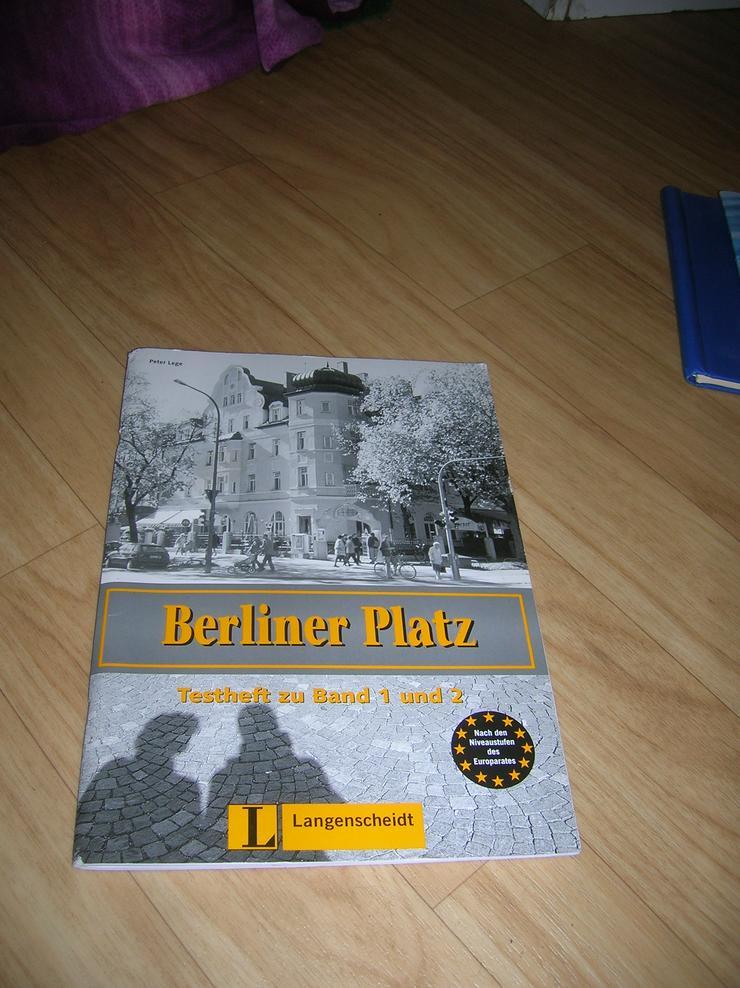 Berliner Platz Testheft zu Band 1 und 2