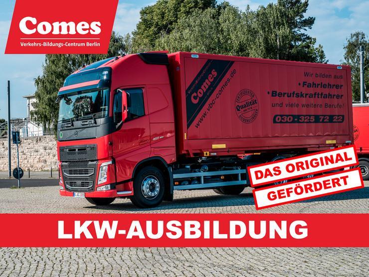 LKW Führerschein C/CE machen & Job - Info 30.01.19-11.00 Uhr