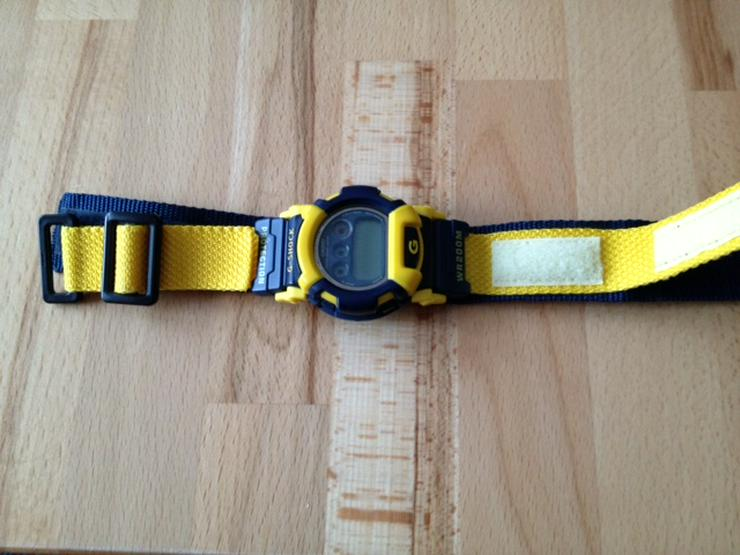 Casio G-Shock Armbanduhr Herrenuhr WR200M Protection