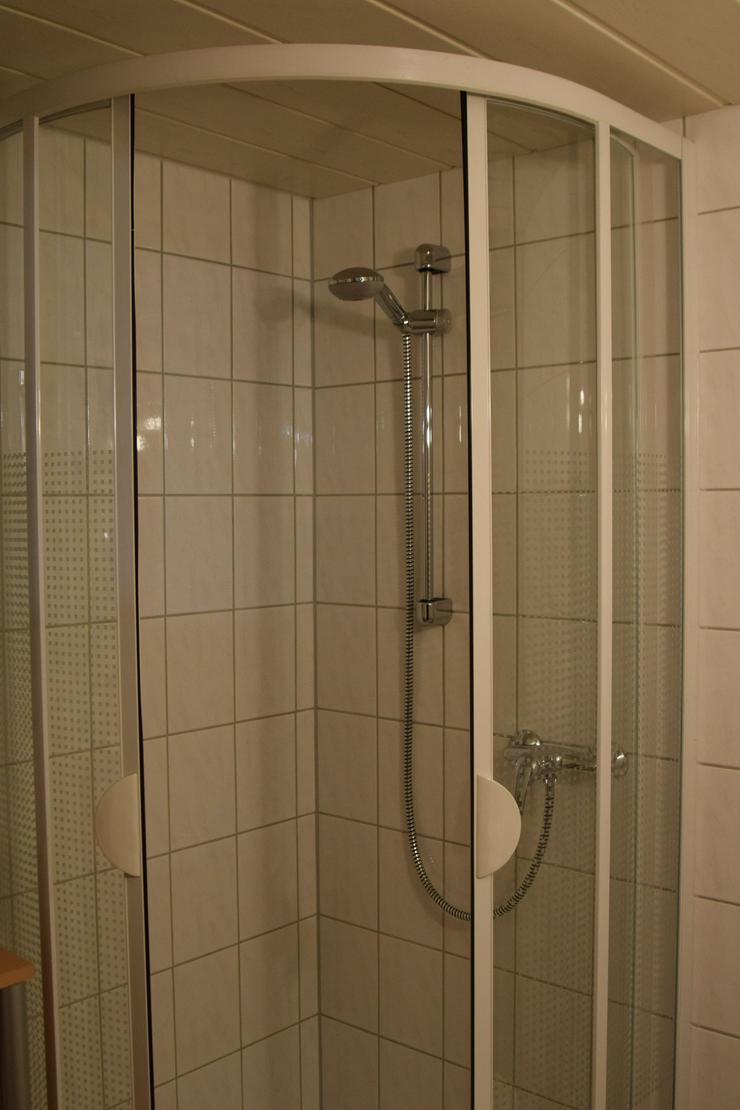 Viertelkreis Duschkabine in Weiß zu verkaufen
