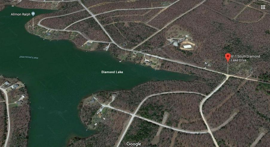 3958-Amerika Übergrosses  Baugrundstück Seenähe und Golfplatz