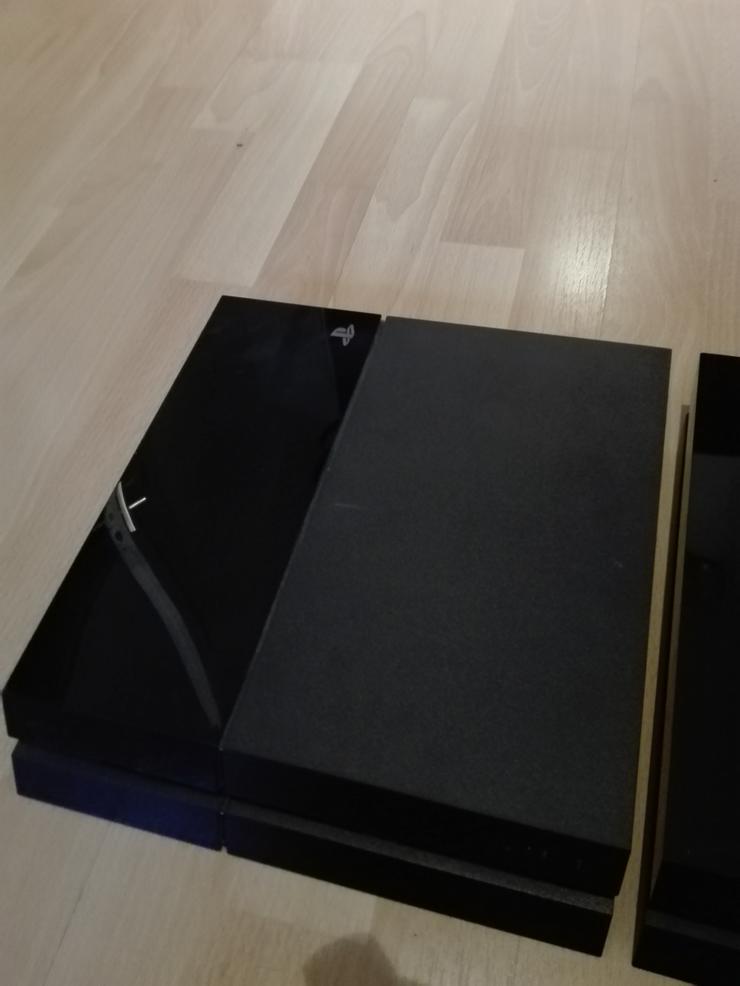 Ps4 2 Stück - PlayStation Konsolen & Controller - Bild 1