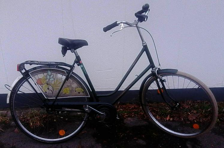 Original Damen-Holland Rad, 28 zoll, .Rahmenhöhe 53. Das Rad ist in einem gepflegtem Zustand ,