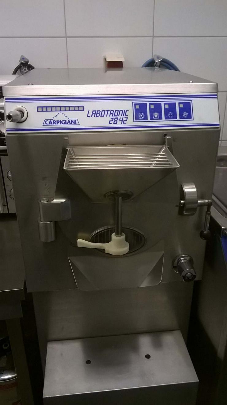 Bild 4: Eismaschine Carpigiani 28-42 Labotronic