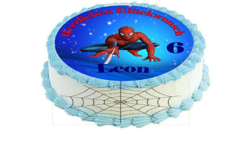 Wunsch Tortenaufleger Kinder Geburtstag