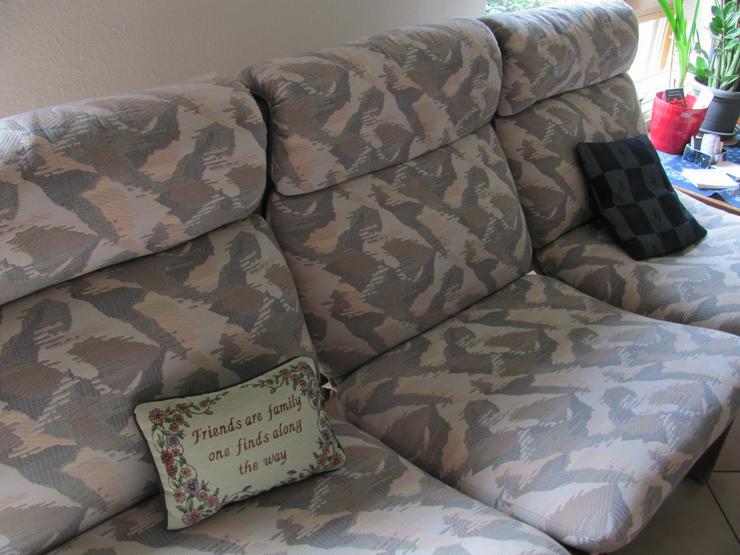 Couchgarnitur (Stoffbezug)