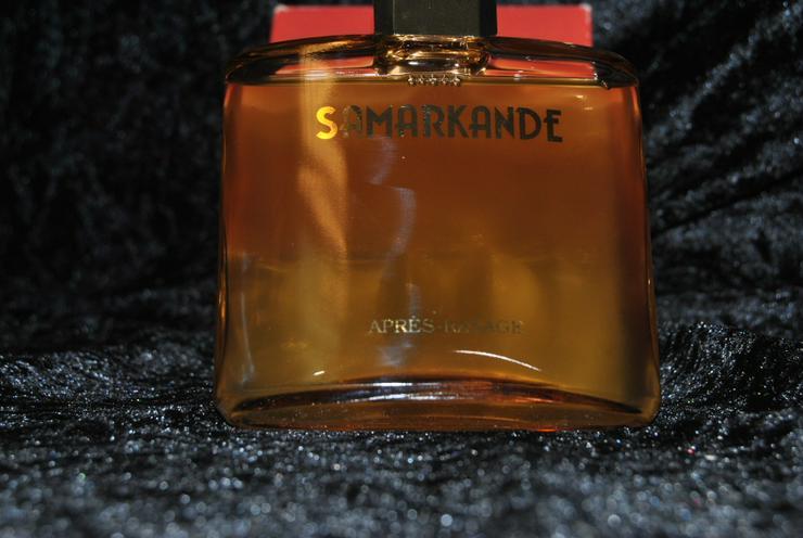 Samarkande Yves Rocher After Shave Apres Rasage 100 ml OVP Vintage
