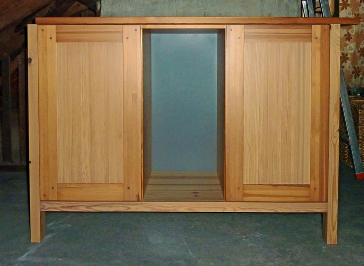 Sideboard/ Anrichte, helles Holz, Birke, perfekter Zustand