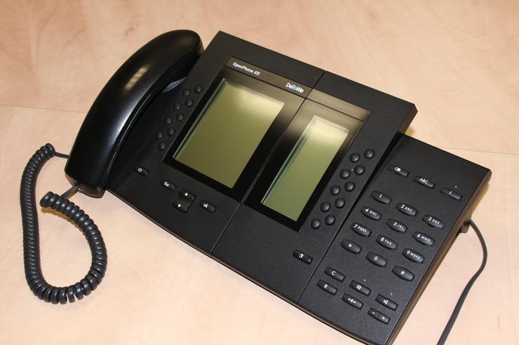 Aastra DeTeWe Openphone 65 mit Beistellung