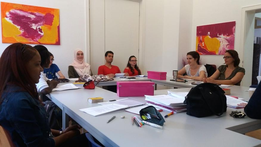 Deutschkurs Easy Afternoon Frankfurt - German afternoon course