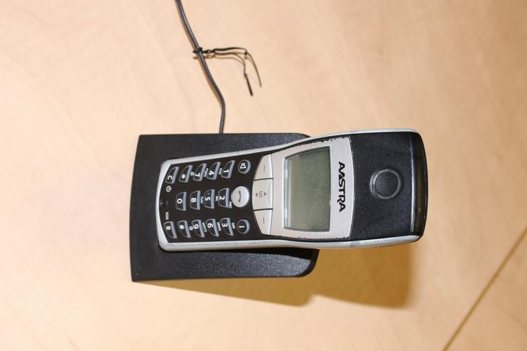 Aastra Handy mit Schale