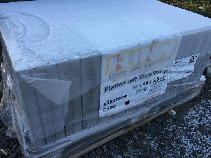 Terassenplatten Rinn Silkstone Cano RSF5 Beschichtung