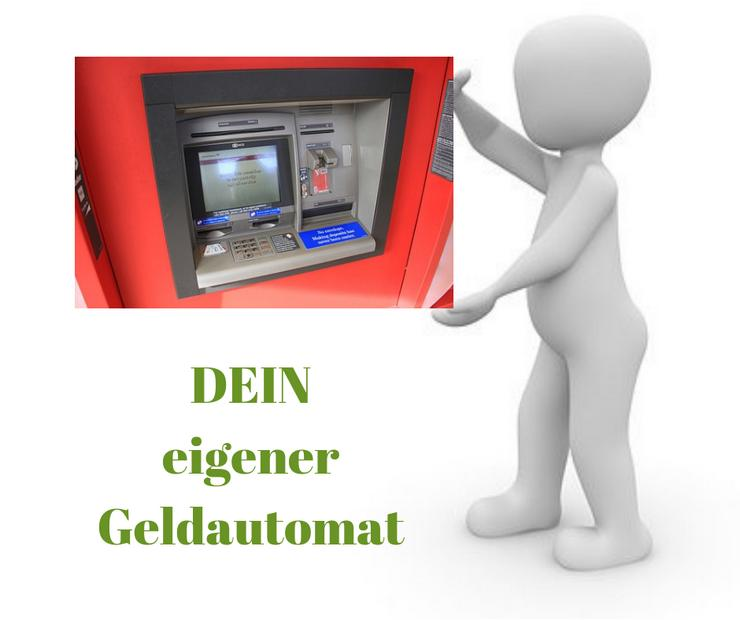 Job - Dein persönlicher Geldautomat - erschaffe ihn Dir  - Marketing für Projekte - Bild 1