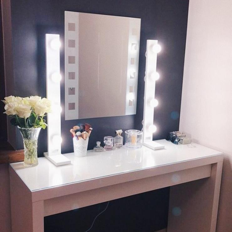 Schminktisch Makeup Licht für Spiegel – Lamps for Make-up in ...