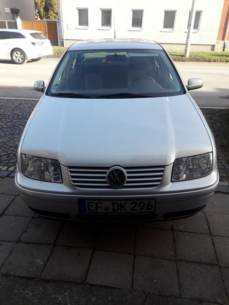 Verkaufe VW Bora / Rentnerauto