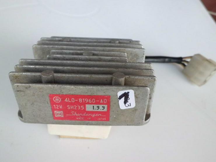 Yamaha-Regler/Gleichrichter, gebraucht