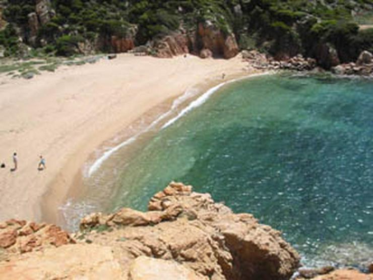 Sonne und Meer in Sardinien, Costa Paradiso