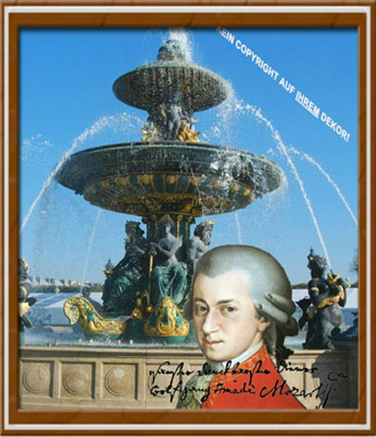 Mozart in Paris!