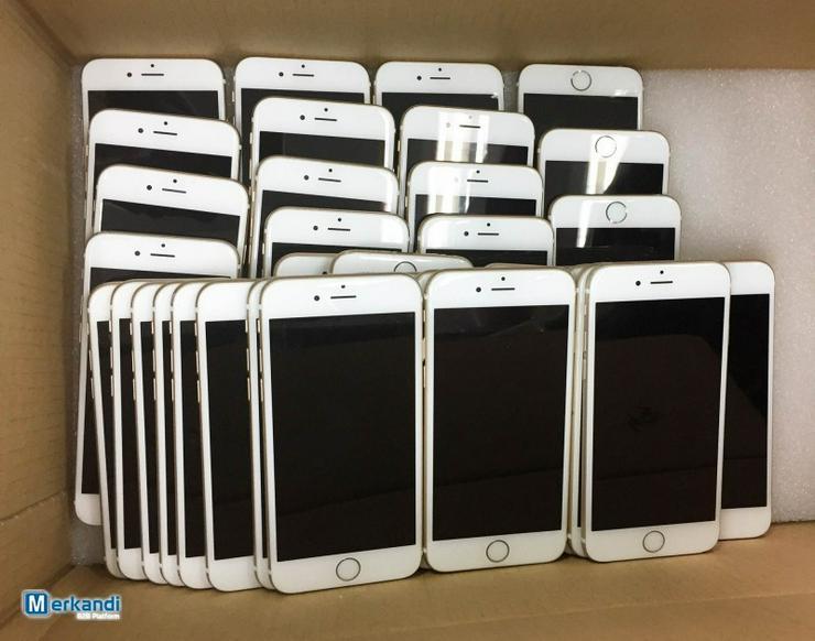 GROßHANDEL - Gebrauchtes iPhone 5 5s 5c 6 6s