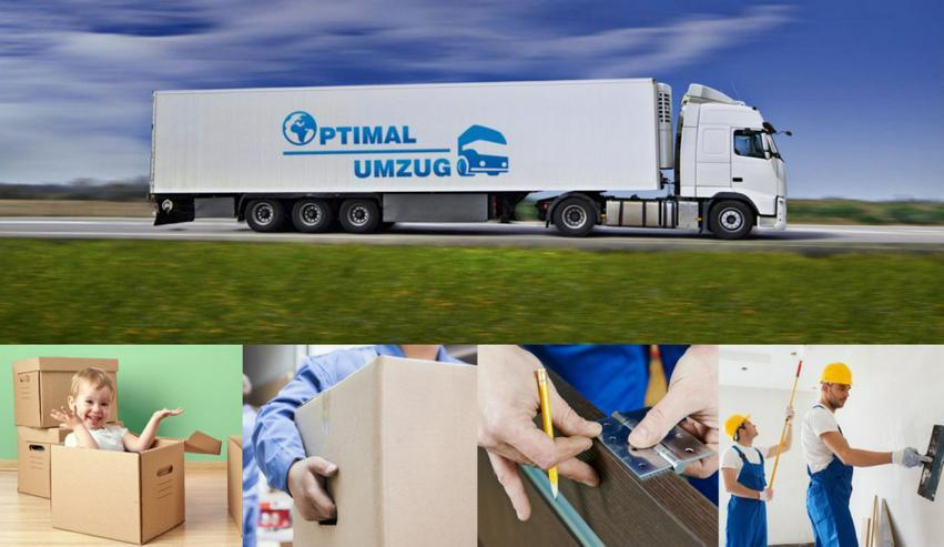 UMZUG zu kleinen Preisen BERLIN 030 42806912