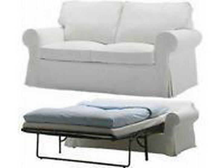 EKTORP-Bettsofa von IKEA abzugeben