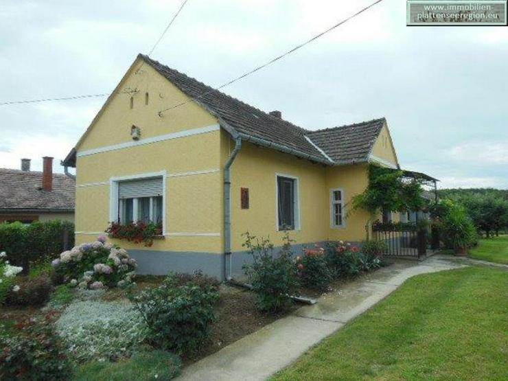 Landhaus mit Gästehäuschen Ungarn Balatonr. Gr.6.512m² Nr.20/125