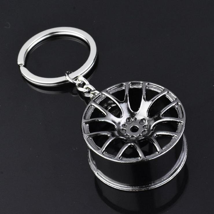 Schlüsselanhänger Alufelge/Wheel *NEU*