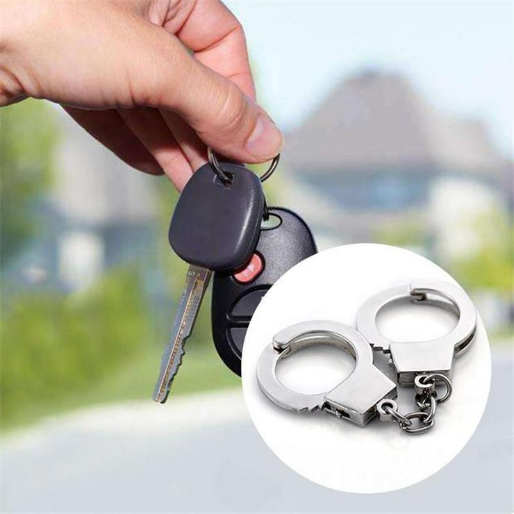 Schlüsselanhänger Handschellen *NEU*