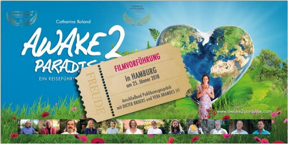 ScreeningPremiere AWAKE 2 PARADISE kommt nach HAMBURG!