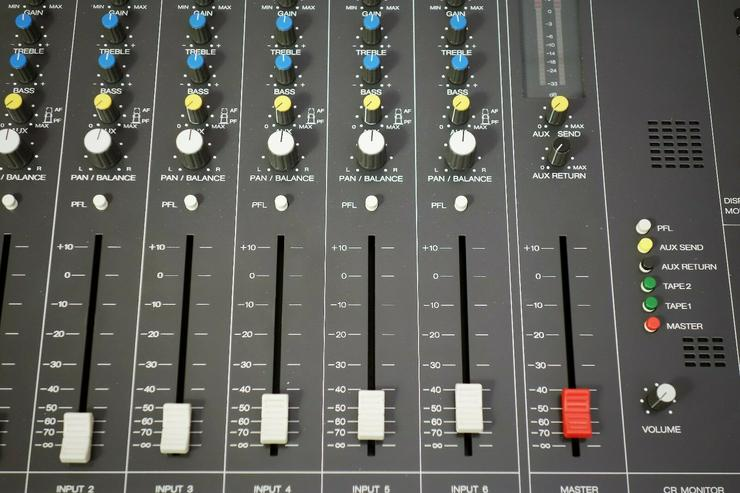 Bild 2: Studer A 779 Mixing Console