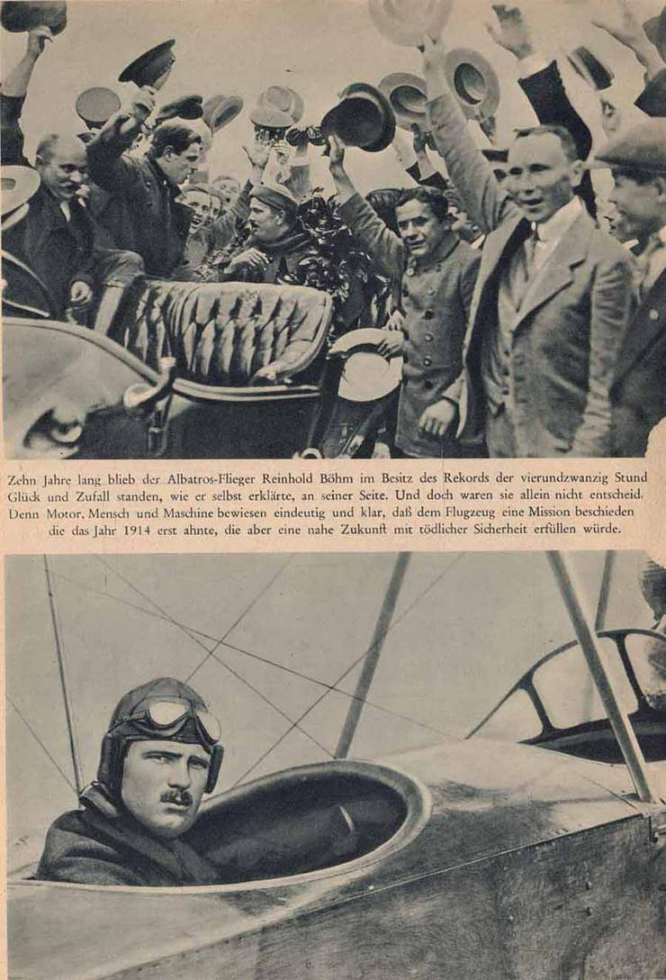 Bild 2: Buch von Adalbert Norden - Weltrekord Weltrekord - 1940