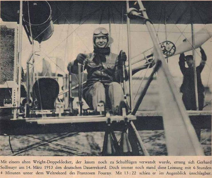 Bild 5: Buch von Adalbert Norden - Weltrekord Weltrekord - 1940