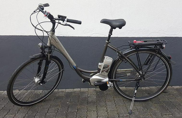 Kalkhoff Agattu, Pedelec, e-bike, Elektrofahrrad