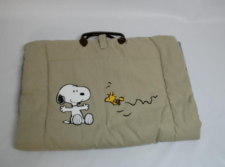 Hundedecke / Reisedecke Snoopy 70x97x2 cm von Silvio Design