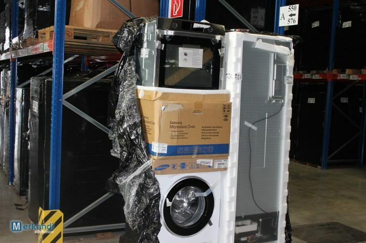 SAMSUNG Stock Weiße Ware und Elektronik