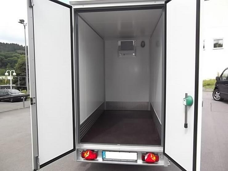 Bild 3: Anhängerverleih Kühlkoffer 1300 kg  Anhängervermietung ab