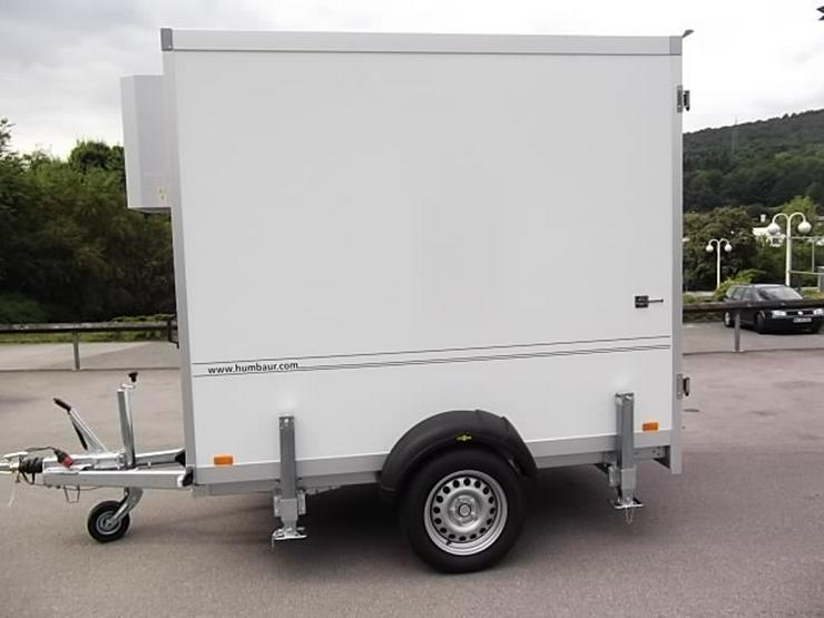Bild 2: Anhängerverleih Kühlkoffer 1300 kg  Anhängervermietung ab